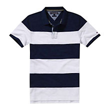 Buy Tommy Hilfiger Sabimi Slim Fit Polo Shirt Online at johnlewis.com