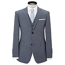 Buy Richard James Mayfair Slim Fit Pick and Pick Wool Suit Jacket, Grey Online at johnlewis.com