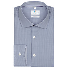 Buy Richard James Mayfair Austin Mini Gingham Shirt, Blue Online at johnlewis.com