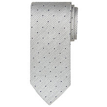 Buy Richard James Mayfair Mini Dot Silk Tie Online at johnlewis.com
