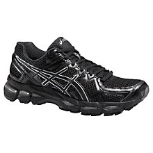 Buy Asics Gel-Kayano 21 Women's Running Shoes, Black Online at johnlewis.com
