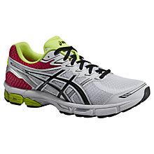 Buy Asics Gel-Phoenix Structured Men's Running Shoes, White/Red Online at johnlewis.com