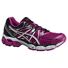 Buy Asics Gel-Pulse 6 Women's Running Shoes, Pink Online at johnlewis.com