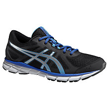 Buy Asics Gel-Xalion 2 Men's Running Shoes, Black/Blue Online at johnlewis.com