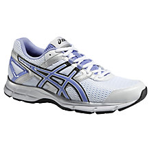 Buy Asics Gel-Galaxy 8 Women's Running Shoes, White Lavender Online at johnlewis.com
