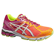 Buy Asics GT-1000 Women's Running Shoes, Orange/Pink Online at johnlewis.com