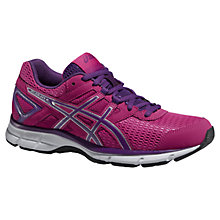 Buy Asics Gel-Galaxy 8 Women's Running Shoes, Hot Pink/Purple Online at johnlewis.com