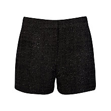 Buy Ted Baker Bow Pocket Suit Shorts, Black Online at johnlewis.com