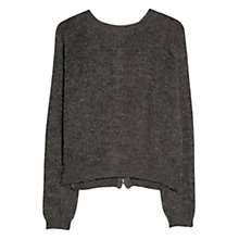 Buy Mango Mohair Wool Blend Jumper Online at johnlewis.com