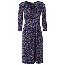 Buy White Stuff Winterstory Dress, Purple Fable Online at johnlewis.com