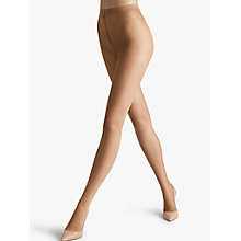 Buy Wolford Sheer 15 Denier Tights, Sand Online at johnlewis.com