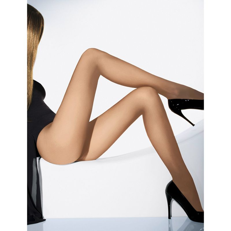 Wolford Wolford Individual 10 Denier Tights, Fairly Light