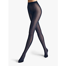 Buy Wolford Velvet De Lux 50 Denier Tights, Admiral Online at johnlewis.com