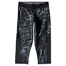 Buy Adidas Infinite Series Techfit Capri Pants Online at johnlewis.com