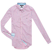 Buy Tommy Hilfiger Dominique Long Sleeve Cotton Shirt Online at johnlewis.com