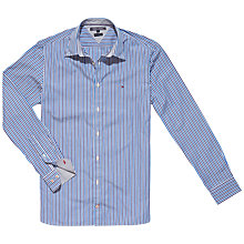 Buy Tommy Hilfiger Romus Long Sleeve Cotton Shirt Online at johnlewis.com