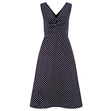 Buy John Lewis Veronica Spot Print Dress Online at johnlewis.com