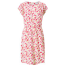 Buy Collection WEEKEND by John Lewis Summer Floral Print Dress, Pink/Multi Online at johnlewis.com