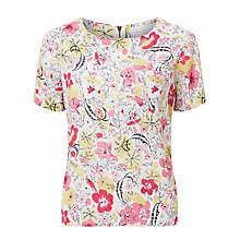 Buy Collection WEEKEND by John Lewis Havana Print Top, Multi Online at johnlewis.com