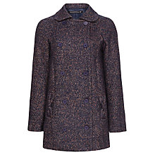 Buy Sugarhill Boutique Becky Coat, Navy Online at johnlewis.com