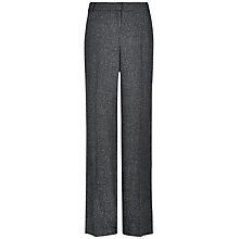 Buy Fenn Wright Manson Abra Trousers, Black Online at johnlewis.com