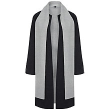 Buy Fenn Wright Manson Briony Coat, Silver/Charcoal Online at johnlewis.com