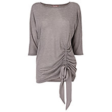 Buy Phase Eight Elisa Top, Mushroom Marl Online at johnlewis.com