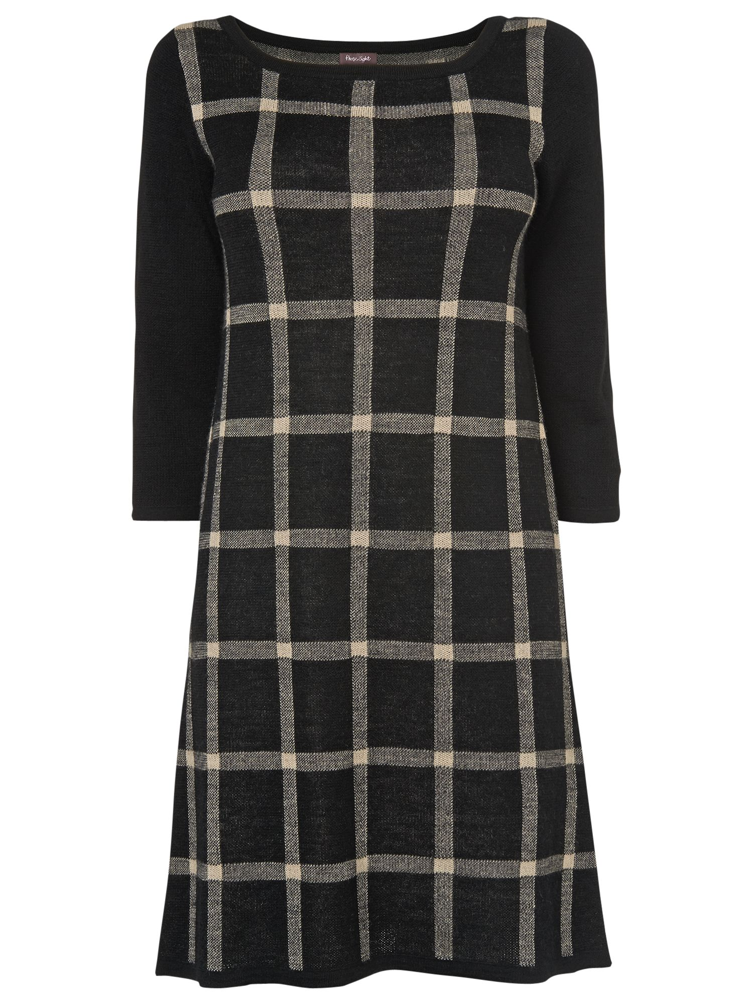 phase eight cara check dress black/stone, phase, eight, cara, check, dress, black/stone, phase eight, 16|18|14, clearance, womenswear offers, womens dresses offers, women, inactive womenswear, new reductions, womens dresses, special offers, fashion magazine, brands l-z, 1735407