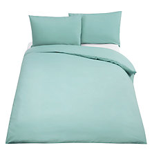 Buy John Lewis Easy Care Polycotton 180 Thread Count Bedding Online at johnlewis.com