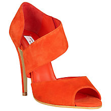 Buy COLLECTION by John Lewis Como Suede Stiletto Sandals Online at johnlewis.com