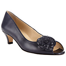 Buy John Lewis Titchwell Leather Court Shoes Online at johnlewis.com