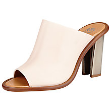 Buy Kin by John Lewis Sixty Two Block Heeled Sandals, Pink Online at johnlewis.com