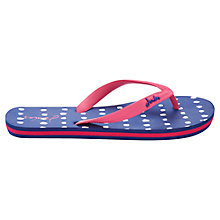 Buy Joules Jenny Rubber Flip Flops Online at johnlewis.com