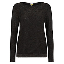 Buy NW3 by Hobbs Elsie Jumper, Black Multi Online at johnlewis.com