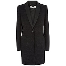 Buy Fenn Wright Manson Monica Coat, Black Online at johnlewis.com