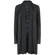 Buy Fenn Wright Manson Libby Cardigan, Grey Melange Online at johnlewis.com