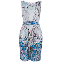 Buy Almari Print Tie Back Dress, Multi Online at johnlewis.com