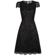 Buy Fenn Wright Manson Agatha Dress, Black Online at johnlewis.com