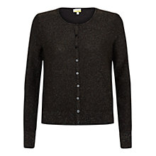 Buy NW3 by Hobbs Elsie Cardigan, Black Multi Online at johnlewis.com