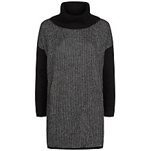 Buy Fenn Wright Manson Faith Jumper, Black / Ivory Online at johnlewis.com