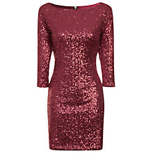 Buy True Decadence Bodycon Sequin Midi Dress Online at johnlewis.com