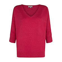 Buy Hobbs Ellie Cashmere Jumper Online at johnlewis.com