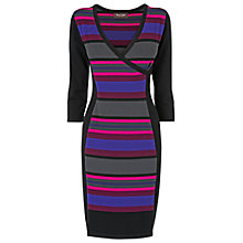Buy Phase Eight Gracey Wrap Dress, Multi Online at johnlewis.com