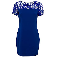 Buy Whistle & Wolf Lace Detail Dress Online at johnlewis.com