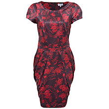 Buy Whistle & Wolf Stork and Floral Dress, Multi Online at johnlewis.com