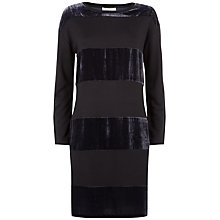 Buy Fenn Wright Manson Gwen Dress, Navy/Black Online at johnlewis.com