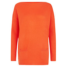 Buy Hobbs Casia Cashmere Jumper Online at johnlewis.com