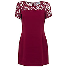 Buy Wolf & Whistle Lace Detail Dress Online at johnlewis.com