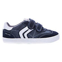 Buy Geox Kiwi Twin Rip-Tape Trainers Online at johnlewis.com