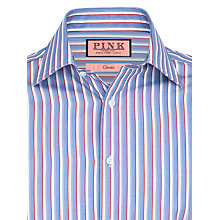 Buy Thomas Pink Quill Stripe Shirt Online at johnlewis.com